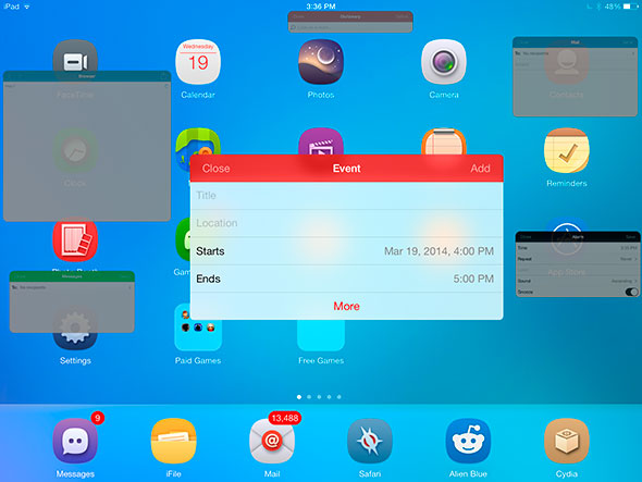 Cómo Instalar y Utilizar Widgets en iPhone y iPad con iOS 7