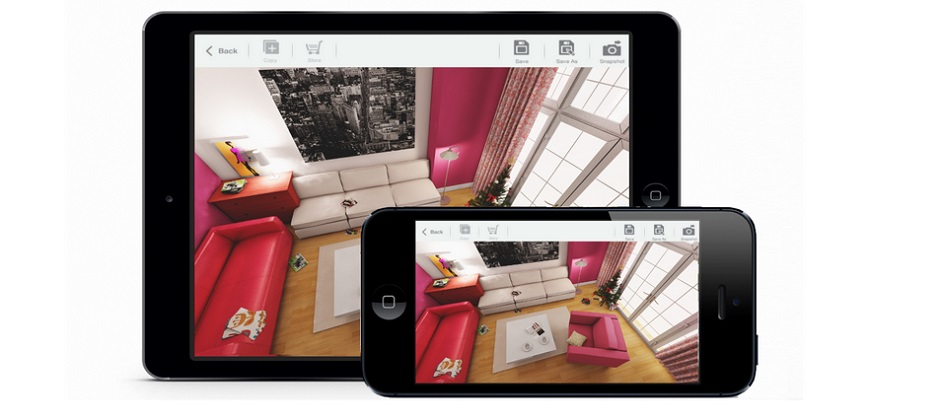 Living room 3d for ikea la app para crear y decorar tu casa for Aplicacion para decorar tu casa