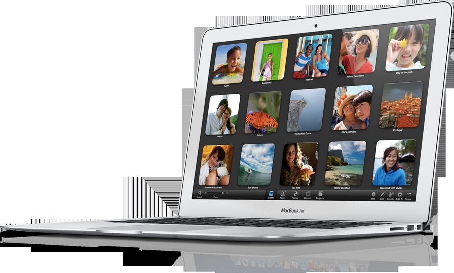 Macbook Air gratis